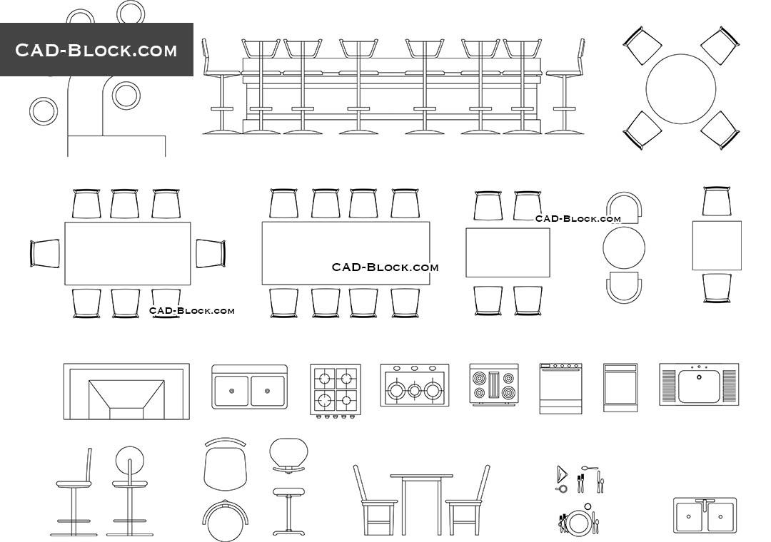 Modern-kitchen-bar-stool-idea Kitchen Island Bar Stool
