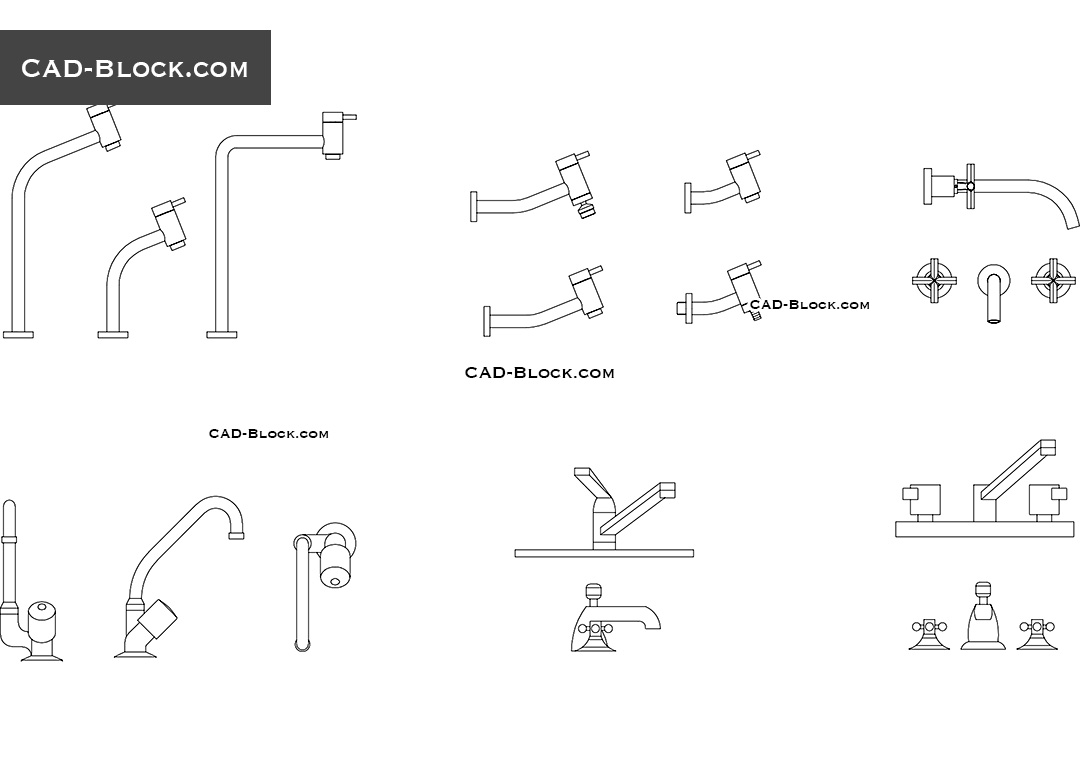 Taps Cad Blocks Free Download