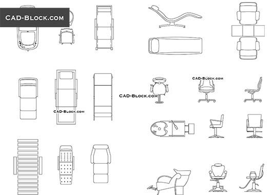 Pleasing Bar Stool Cad Block Download 2D Autocad Models Gmtry Best Dining Table And Chair Ideas Images Gmtryco