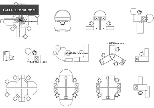 Furniture CAD blocks free download » Page 4