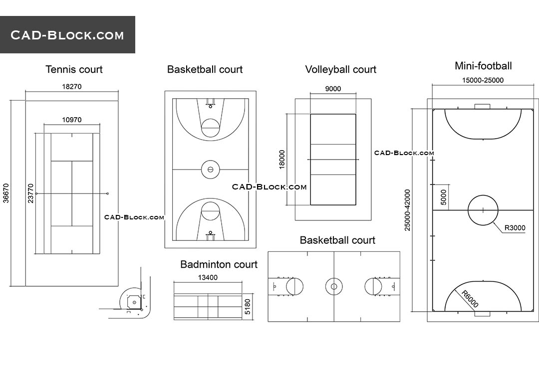 handball field diagram